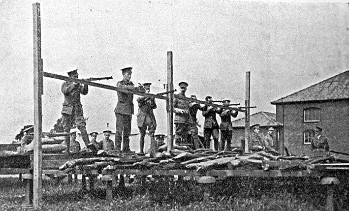 Luton Hoo rifle range