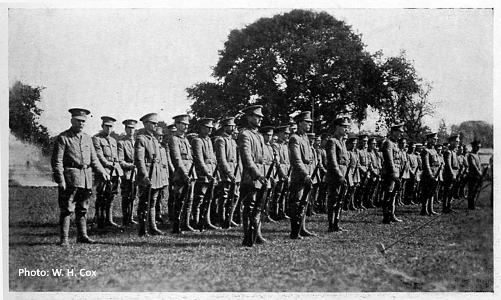 2nd Battalion Bedfordshire Volunteers