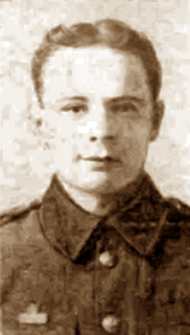 Pte William Edwin Abrahams
