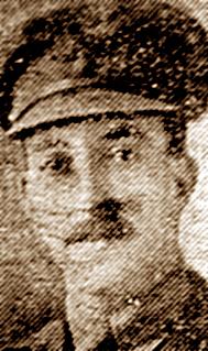 Sec Lieut Frank Hubert Barton