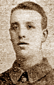 Pte Stanley Alfred Barton