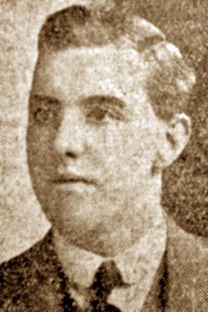 Rifleman Horace Edward Bates