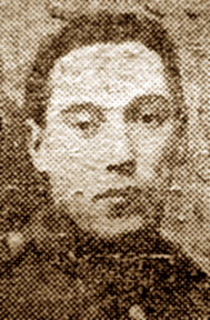 Pte Albert Ernest Bithrey