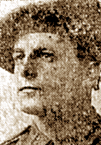 Pte William Henry Brown