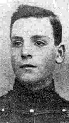 Sgt Herbert Bunyan