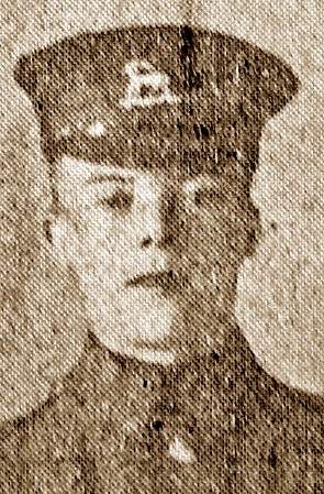 Pte James Thomas Canderton