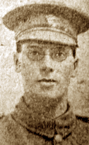 Pte Stanley Squires Cawdell