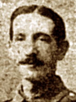 Sgt Sidney Cherry