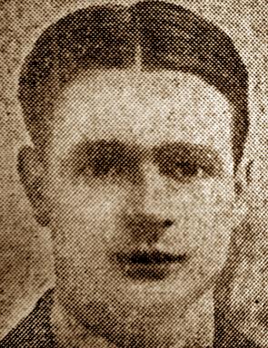 Gunner William George Cheshire