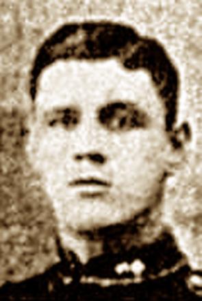 Pte William Childs