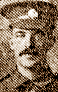 Pte William Thomas Clark