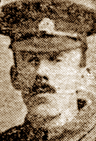 Pte Thomas Alfred Cook