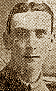 Pte Cecil Moore Coombs