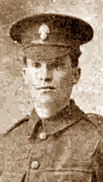 Pte George Cox