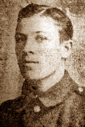 Pte Henry George Custance