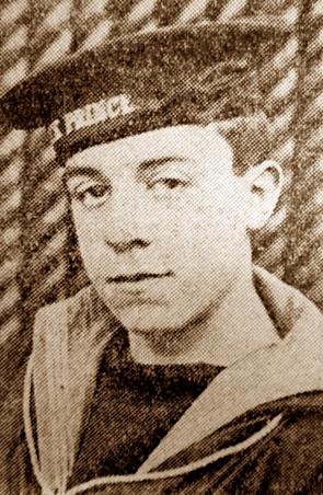 Signal Boy Frederick George Darby