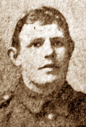 Pte William Dovaston