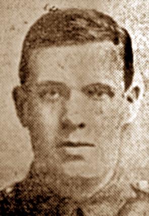 Pte Percy Dumpleton