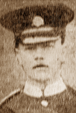 Pte Frederick East (Ford)