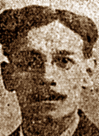 Pte William Francis Daniel Everett