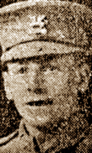 Pte Sidney Charles Fensome