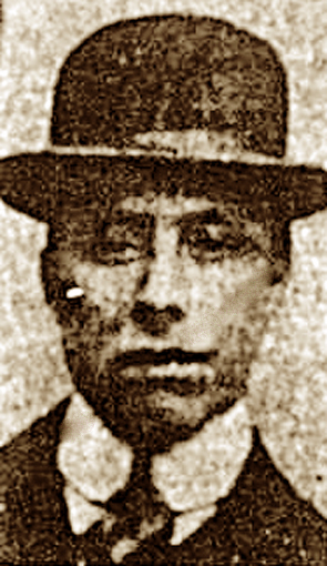 Pte Sidney Fensome