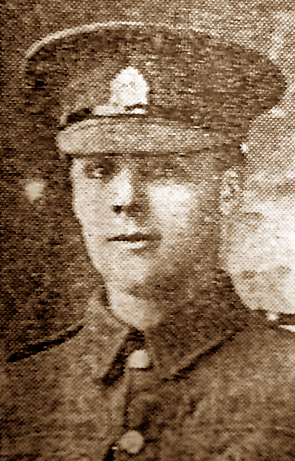 Pte George Flitton