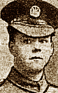 Pte Harry Ford
