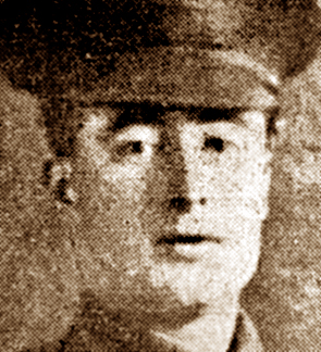 Pte Charles Henry Grace