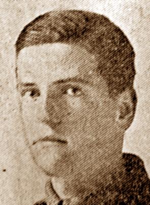 Pte Ralph Green