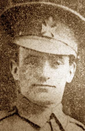 Rifleman Victor Groome
