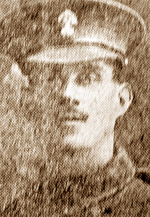Pte Harry Dennis Gutteridge