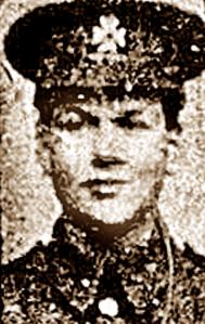 Rifleman Thomas Wilfred Hall