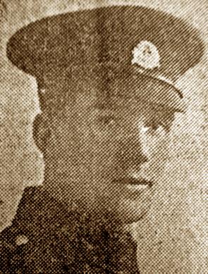 Cpl Alec Walter Harris