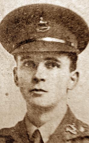 Sec-Lieut Arthur Haworth