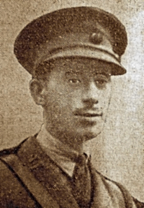 Capt Harry Cunvin Horsford