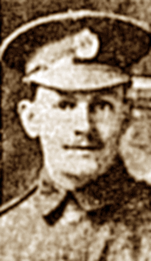 Sapper Clarence Sidney How