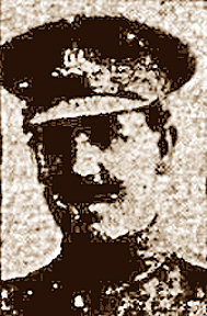 Gunner Thomas William Ivins