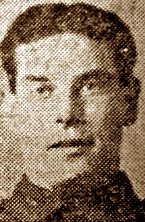 L-Cpl George Kidman