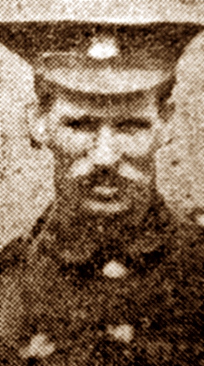 Pte Frank Henry Lewis (Lowin)