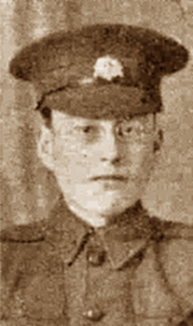 Pte Alfred Fieldhouse Lloyd