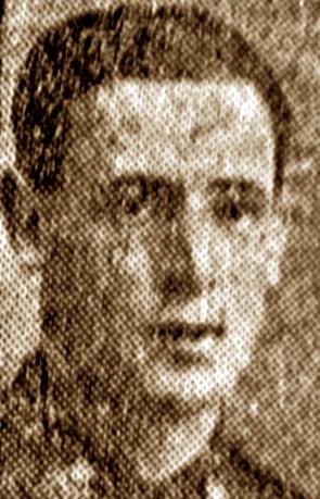 L-Cpl John Thomas Longden