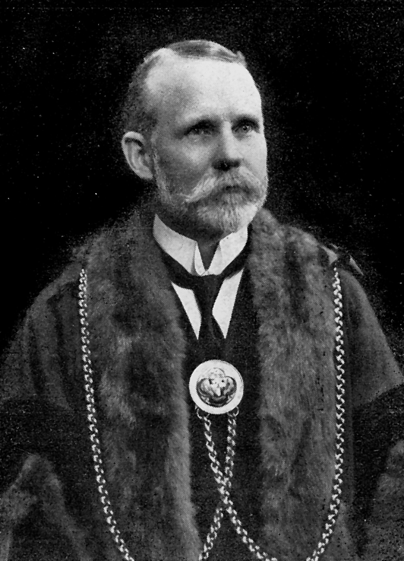 Mayor Walter Primett