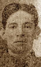 Gunner Frederick Charles Mead