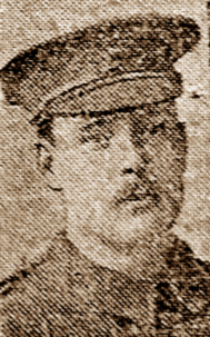 Sgt Frederick James Munns