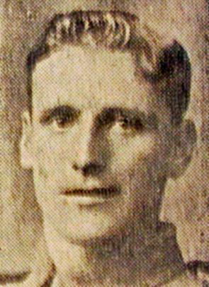 Pte Albert Newbury