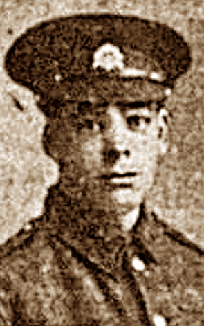 Pte Thomas Northwood