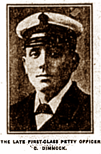 Petty Officer Charles Dimmock
