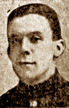 Pte Walter Watton Page