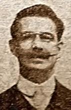 Sapper Reuben Edward Parris